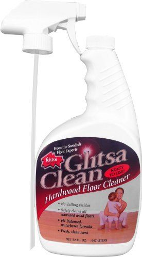 glitsa clean hardwood floor cleaner 32oz spray by glitsa 849 glitsa clean wood