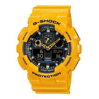 แนะนำสินค้า Casio G-Shock นาฬิกาข้อมือ Rubber รุ่น Ga-100A-9Adr (Bumblebee Limited Edition) (Yellow) ☀ รีวิวพันทิป Casio G-Shock นาฬิกาข้อมือ Rubber รุ่น Ga-100A-9Adr (Bumblebee Limited Edition) (Yellow) ส่วนลด   catalogCasio G-Shock นาฬิกาข้อมือ Rubber รุ่น Ga-100A-9Adr (Bumblebee Limited Edition) (Yellow)  ข้อมูล : http://buy.do0.us/8vf695    คุณกำลังต้องการ Casio G-Shock นาฬิกาข้อมือ Rubber รุ่น Ga-100A-9Adr (Bumblebee Limited Edition) (Yellow) เพื่อช่วยแก้ไขปัญหา อยูใช่หรือไม่…