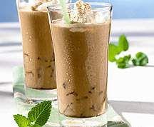 """Rezept Variation von cremiger Eiskaffee """"ohne Reue - auch für Veganer :-) von Vani1980 - Rezept der Kategorie Getränke"""