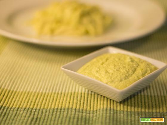 Pesto di fave – ricetta semplice #ricette #food #recipes