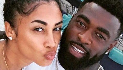 Darnell Nicole NFL Reshad Jones' Girlfriend | WAGS OF ...