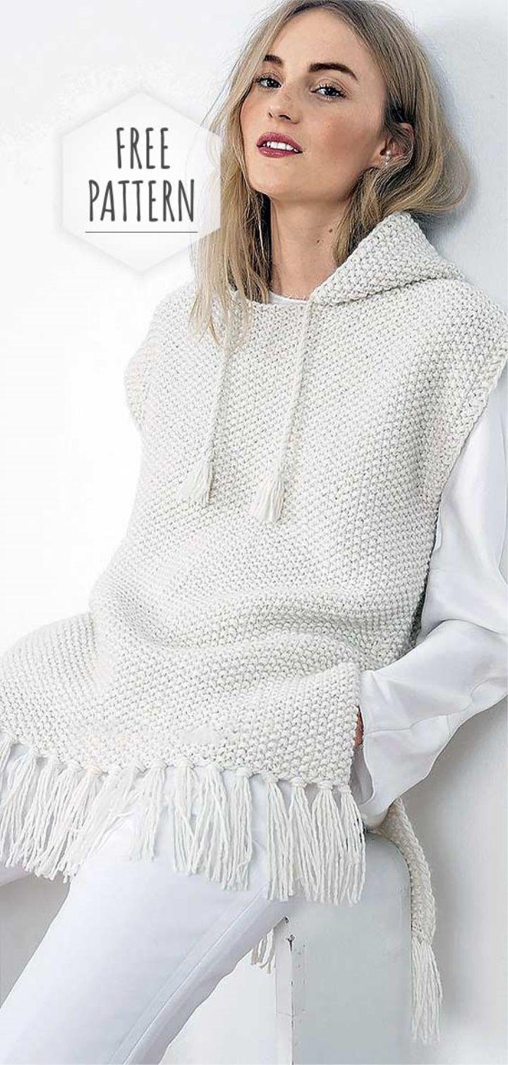 Crochet Sleeveless Top Free Pattern – Häkeln