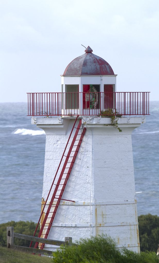 Lady Bay Lower Lighthouse, Flagstaff Hill Maritime Village, Warrnambool, Victoria, Australia