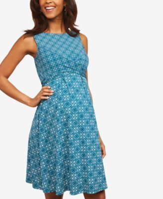 c8bd8e3d81e4c Twist-Front Dress | macys.com | Maternity clothes | Maternity ...