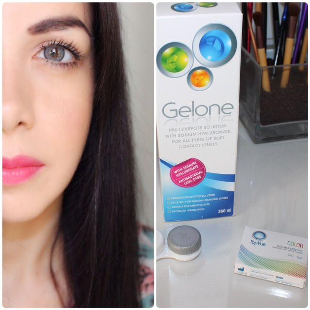 Kate Tzoe: Πώς βάζω εύκολα φακούς επαφής + συμβουλές (ft. Ale...