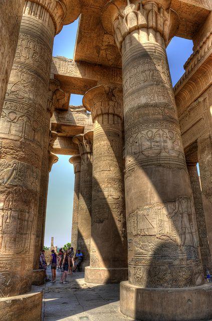 Temple of Kom Ombo  Kom Ombo, Egypt