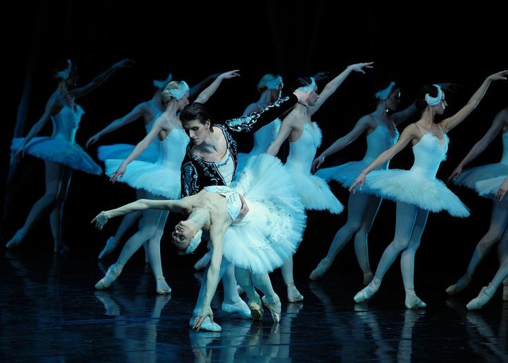 Ballet Nacional de Lituania- El lago de los cisnes