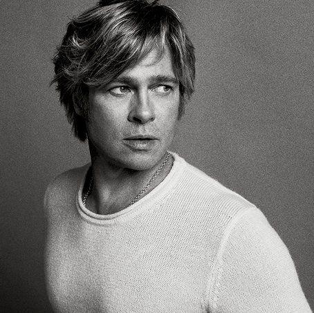 Brad Pitt Is Serving Us Robert Redford Realness In V Magazine