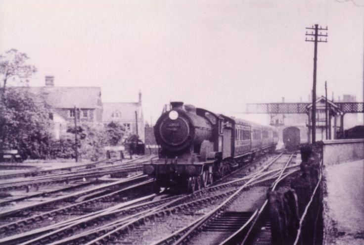 Sunny Hunny: History of Hunstanton Railway Station