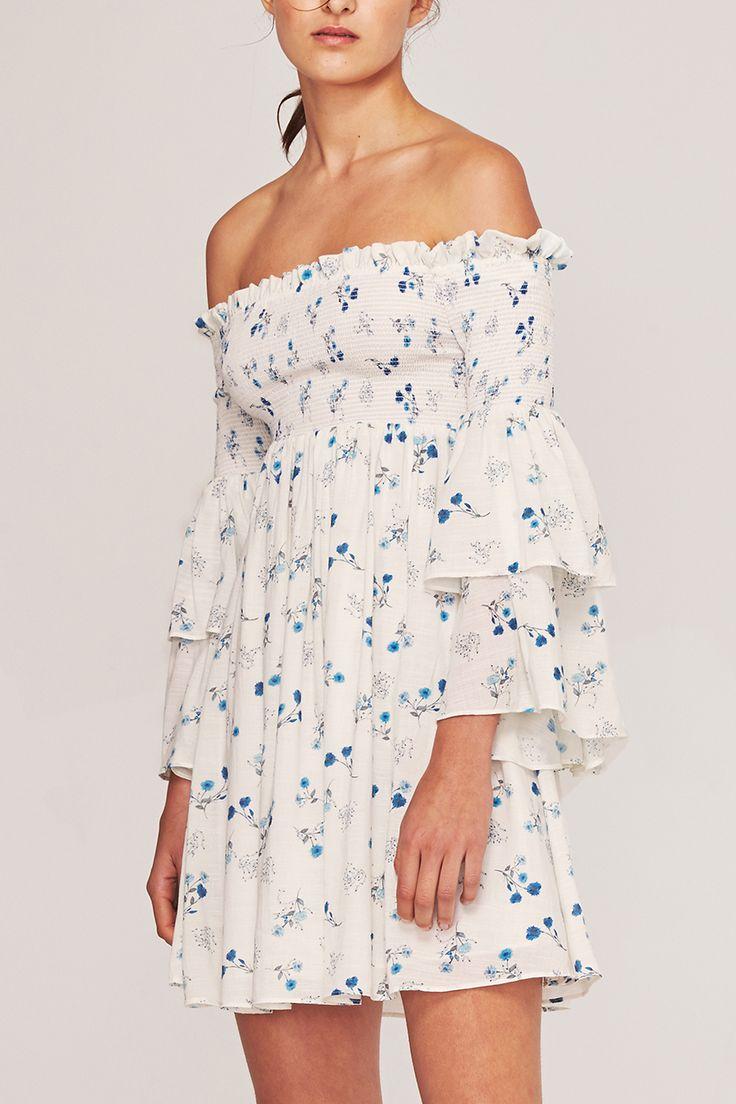Steele - Catalina Flare Dress