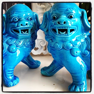 choo foo dogs :)