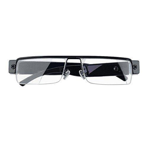 8b1d8f346bac Spy Camera Glasses 1080p Support Up to 32GB TF Card Fashion Camera Glasses  with (eBay