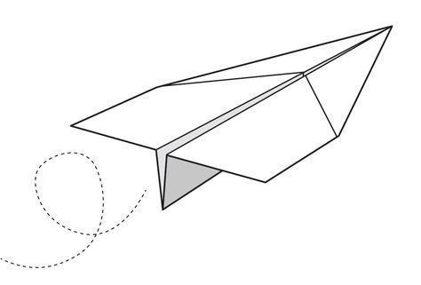 Här kan du lära dig att vika pappersflygplan. Allt från lättare modeller till riktig häftiga och avancerade flygplan.