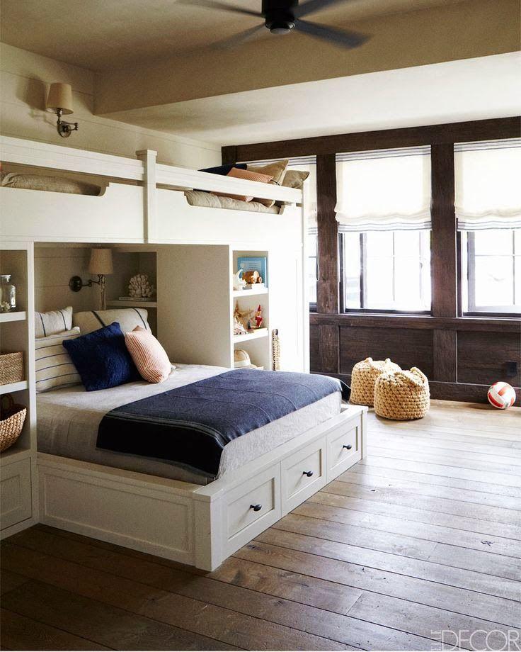 Les 25 meilleures id es concernant lits superpos s d 39 adolescent sur pinte - Lits superposes decales ...