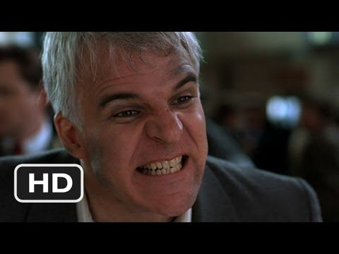 """""""Planes, Trains, and Automobiles"""" movie, with Steve Martin's famous """"f***ing car scene.""""  =)"""