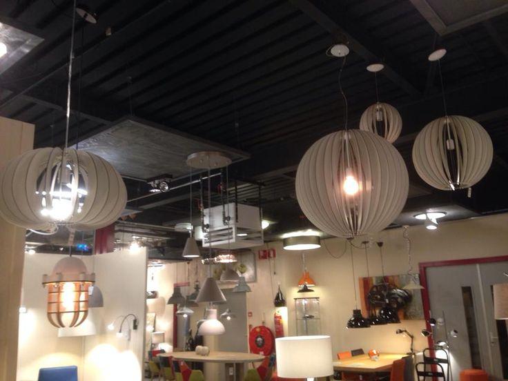 Slaapkamer Lampen Industrieel : Showroom winkel . .Landelijke hanglamp ...