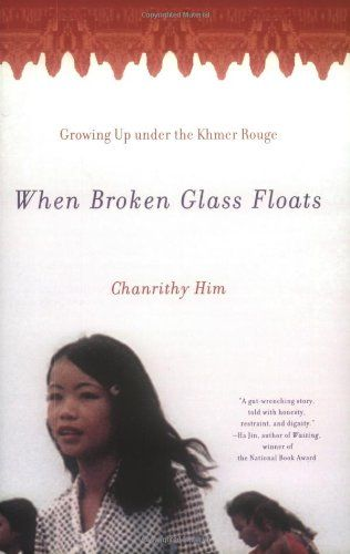 When Broken Glass Floats: Growing Up Under the Khmer Rouge by Chanrithy Him http://www.amazon.com/dp/0393322106/ref=cm_sw_r_pi_dp_Xfkfvb1B7G2XB