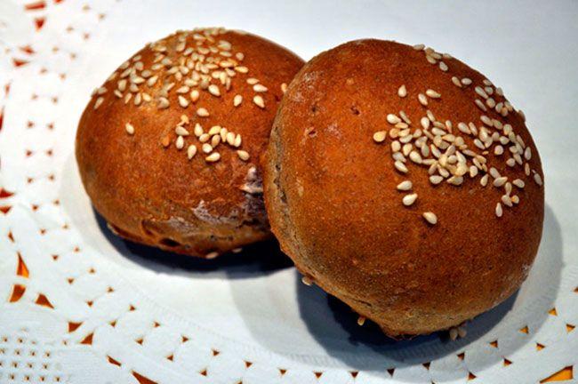 Цельнозерновые булочки – рецепт
