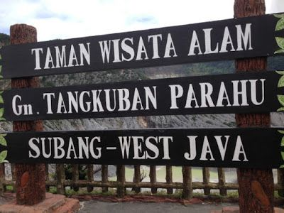Hobby Traveling: Tangkuban Parahu