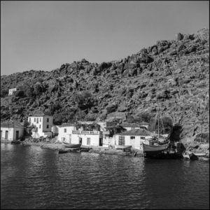 Πούντα Πόρος. Robert McCabe Greece: Images of an Enchanted Land, 1954-1965