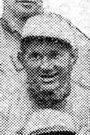 May 2, 1891 – August 18, 1961: John Leary:from Waltham ,MA/in pro ball 1911-17,1919/St. Louis Browns (1914–1915),he was the first baseman in 1914 and lost the job to George Sisler in 1915/served in the navy in WWl/He coached football, baseball and was athletic director at Waltham High School from 1920 until retiring in 1960, winning three state football championships.