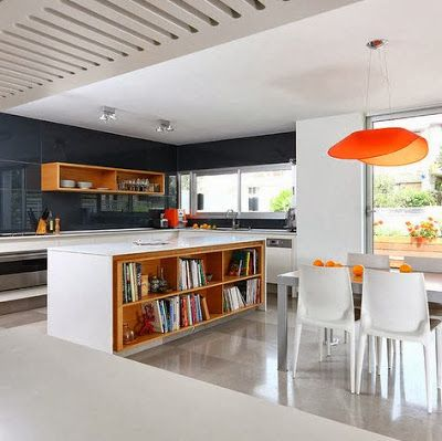 diseos de modernas islas de cocina ideas con fotos
