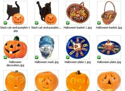 60 bonus Halloween royalty free graphics: In this Halloween PLR articles pack #2 there are 20 articles of good quality, but they are not exclusive to this site, and do have some exposure online