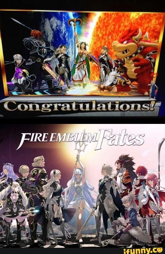 Fire Emblem: If/Fates Super Smash Bros.
