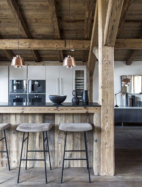 Best 25+ Chalet montagne ideas on Pinterest | Maisons de montagne ...