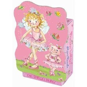 20115 - Die Spiegelburg - Mini-Puzzle: Prinzessin Lillifee - Ballerina, 40 Teile, 40 Teile