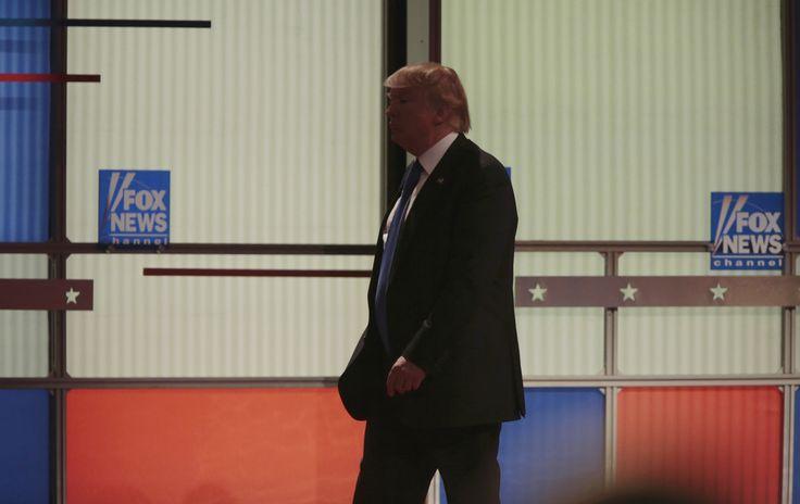 "Better Business Bureau denies Republican debate night ""fax"" to Donald Trump campaign"
