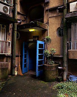 Dōjunkai Uguisudani Apartments. 同潤会鶯谷アパートメント 1929 - 1999. Uguisudani, Tokyo. 鶯谷 Photo by KANEHIRA Youki 兼平雄樹. #Japan #architecture