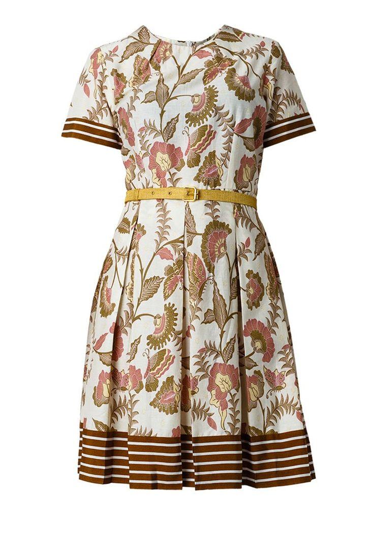 BATIK SEMAR Dress Batik Printed Batik Pinterest