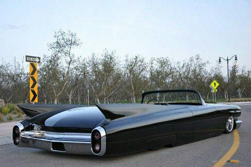 1 Low Caddy!!