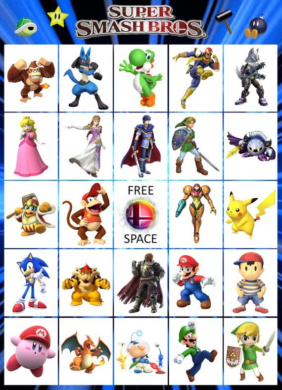 976a5462aaf9a0b6beb93a3bb774fa87 - How To Get Every Character In Super Smash Bros Brawl