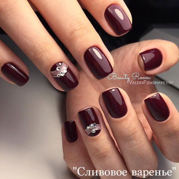 Manicure. Nail Design. Art Simple Nail | VK