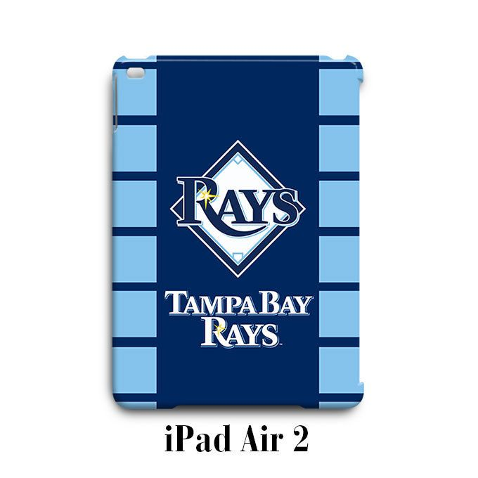 Tampa Bay Rays iPad Air 2 Case Cover Wrap Around