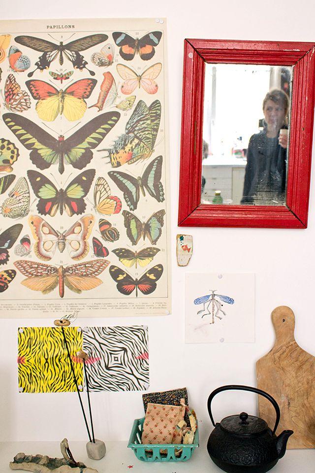 Les 25 meilleures id es de la cat gorie miroir adh sif sur for Acheter un miroir