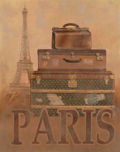 vintage paris ~ katilbalina | decoupage pictures