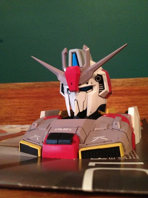 Not one of ours :) Gunpla by GoodGuyDan: How to Paint a Zeta Display Base
