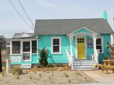 Nags Head cottage rental - Welcome...to The Tale of A Mermaid !!!