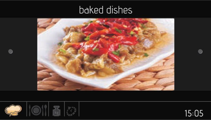 Lasagna night? Tuna bake lunch? Get all your baked dishes cooked perfectly thanks to the intelligent ReadyCook. The IB6010FRC oven will select the right temperature and timing for you, and will even tell you which shelf to use. Cooking perfectly has never been easier!