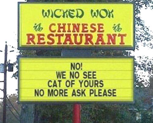 funny wood signs with sayings | Funny News Atricles, signs, posters, sayings, etc - Page 16