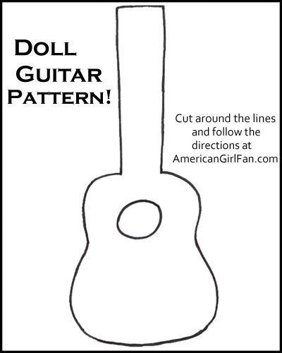 How To Make A Craft Guitar