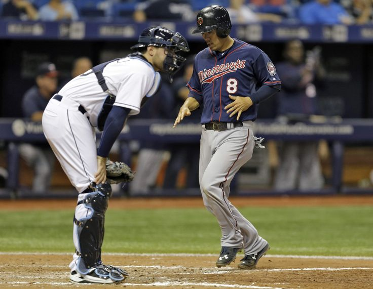 Nathan Karns had a poor start, and Matt Andriese, who replaced him in the fourth inning, was not much better as the Rays lost to the Twins —  and also lost Desmond Jennings and Curt Casali to injury. Twins 11 - Rays 7.  (8-25-15)
