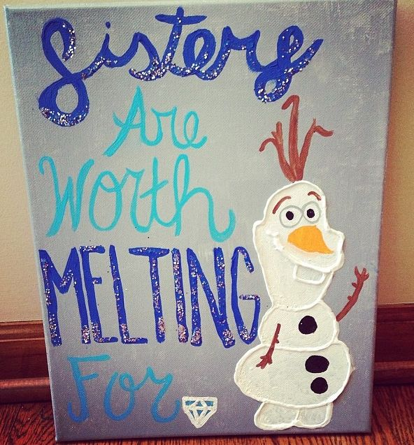 My little is worth melting for