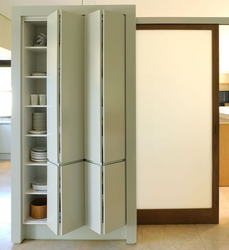 Folding doors by ADK Cabinetworks