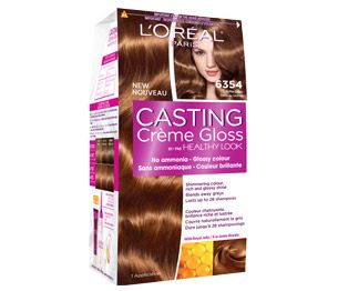 coloration semi permanente casting crme gloss noir bleut loral paris - Coloration Casting