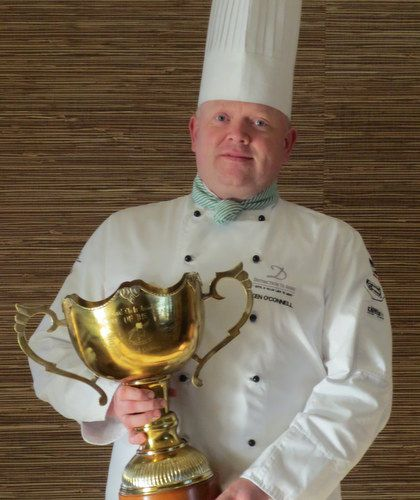New Zealand's top chef is here in Te Anau!