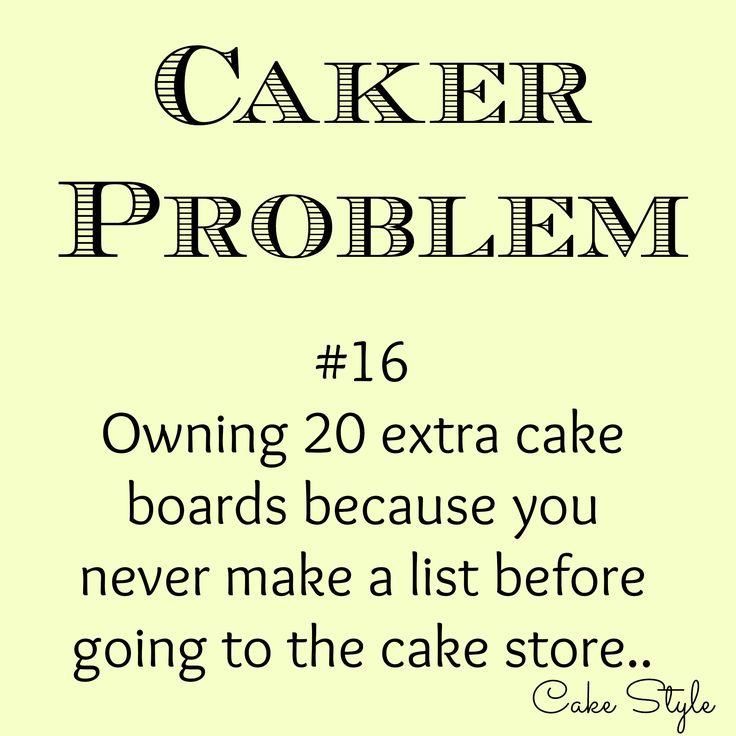 Yes! #cakerproblems #cakestyle www.youtube.com/user/cakestyletv